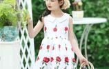 小仙女就要是穿得美,好看仙女裙,清新舒爽挺漂亮的