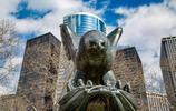高清風景:美國紐約亞利桑那紀念館建築風景圖片