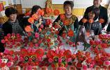 祖傳農家花饃工藝,形象逼真,鄉親們發家致富