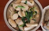 組圖:深秋季節的一頓萊陽農家飯,看看都有什麼應季菜