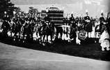 昭和天皇的即位大典 規模空前花費400億 534萬人前往現場參拜
