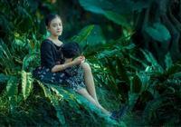 自然美女,綠野青春