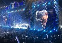 他的演唱會