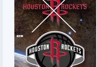 火箭官方公佈最新二級logo設計,卻被球迷瘋狂吐槽!你覺得哪個隊標更好看?