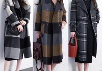 大衣不能亂買,個子不高就穿中長款大衣,顯高還顯範