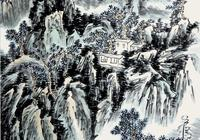 夏紹毅:龍瑞山水畫點評