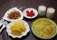 每天早起10分鐘,小學生的早餐一個星期不重樣,比外面乾淨多了