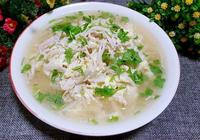 金針菇肉湯