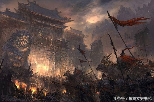 神武皇帝的絕地反擊——全力一擊下的慘勝伴隨著的是愛將的隕落