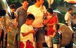 48歲蔣雯麗全家素顏生活照 兒子顧和和個頭高 長相酷似爸爸顧長衛
