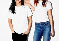 現在還會有女生穿不超過100元的T恤出門嗎?