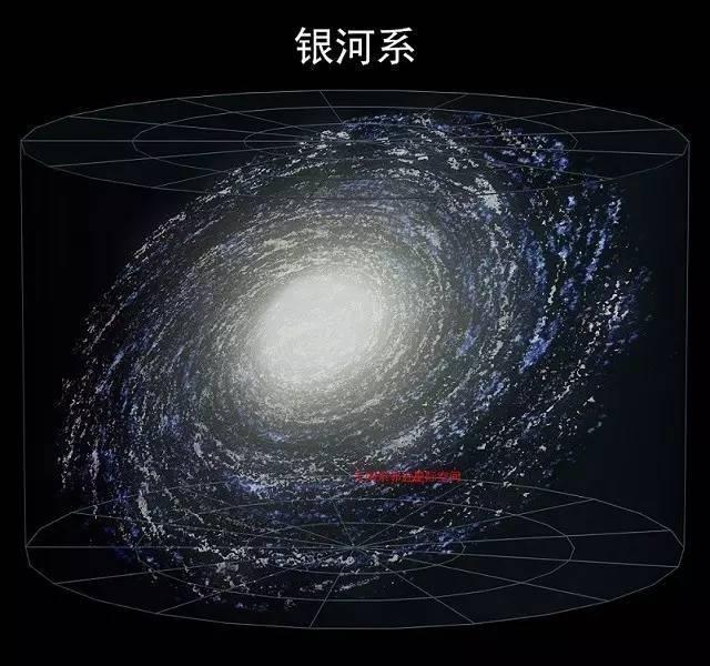 浩瀚的宇宙就像是一場黑色幽默