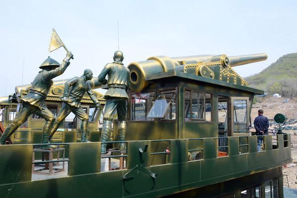 """揚名美國內戰的清朝軍艦""""大清號""""並不是清朝鑄造的?"""