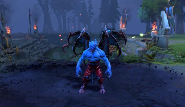 DOTA:暗夜魔王在現版本到底有多強?曾經的路人王又回來了!