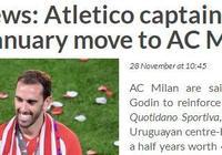 意媒:戈丁已同意加盟AC米蘭