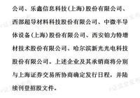 每經24點 | 證監會同意樂鑫科技等7家公司科創板IPO註冊;總裁被砸雞蛋?這家公司迴應了