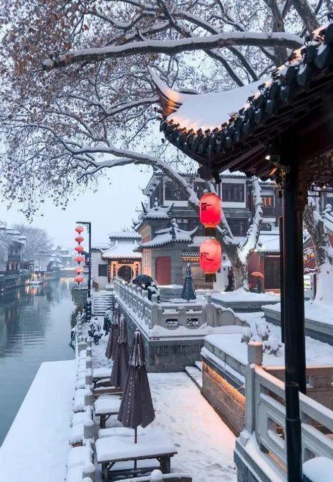 江南水鄉,我想沉醉在迷人的景色裡,不自拔!這裡有你的家鄉嗎?