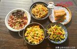 週末三口之家豐盛午餐,5道家常菜,營養美味,一家人吃得美美的