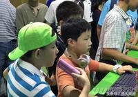 今年ChinaJoy這些遊戲已經被小學生霸佔