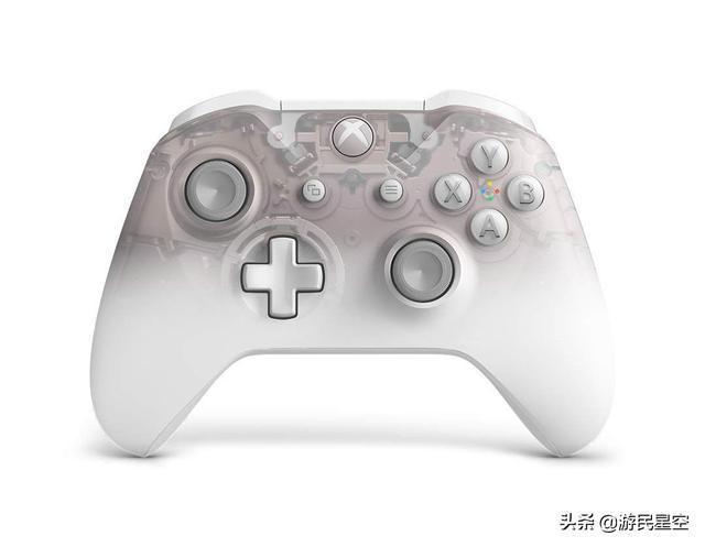 新Xbox手柄洩露 白色半透明設計令人驚豔