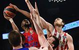 16/17歐洲籃球冠軍聯賽半決賽:莫斯科中央陸軍78-82奧林匹亞科斯
