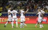 足球——美洲盃:委內瑞拉隊戰勝玻利維亞隊