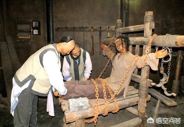 在我國古代除了凌遲這種恐懼的極刑以外,你還知道有哪些極刑嗎?