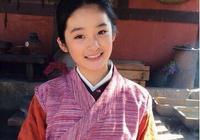 《羋月傳》12歲羋月扮演者柴蔚近照,長大不少也變胖不少!
