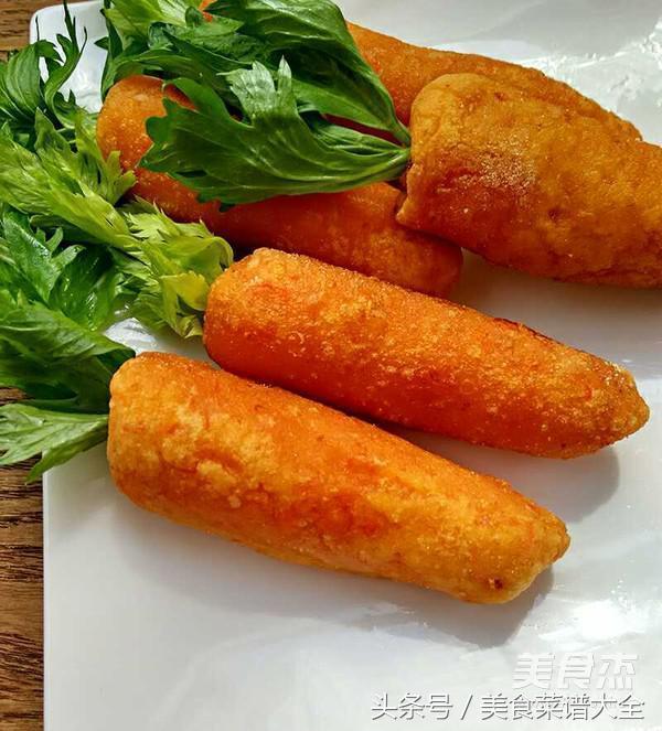 心軟的胡蘿蔔的做法 心軟的胡蘿蔔