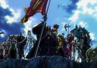 overlord:異世界和骨王五五開的真龍王,對戰百級守護者無壓力
