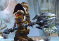 魔獸世界:白銀之手軍械 一套全職業通用的武器幻化