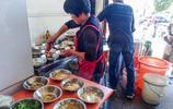 正宗安徽幹扣面,一天賣出1000碗,吃麵送一碗特殊的湯