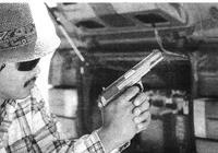 中國54式手槍的幾種改型