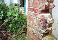 村裡好多房子被畫上箭頭是什麼意思?
