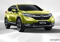 20多萬預算,德日緊湊型SUV該選誰?本田CR-V、奇駿、途嶽導購