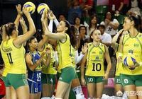 巴西女排的身材被稱之為世界第一,你怎麼看?