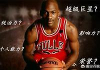 對NBA超級巨星、巨星、明星球員這三類分檔。嚴格一些,職業生涯和巔峰期太短的不算,你覺得分別有誰?