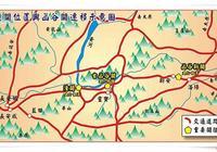 秦國的河西之地是那條河?山東六國是那座山?關東六國是那座關?