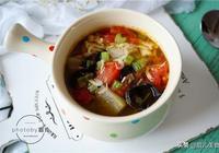 這6種食材煮一鍋湯,清淡不寡淡,每週吃幾次,慢慢健康瘦下來