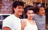 少見的明星80年代老照片,不說名字你能認出所有人嗎?