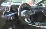 19款奔馳AMG A45S到店實拍,四出排氣很霸氣