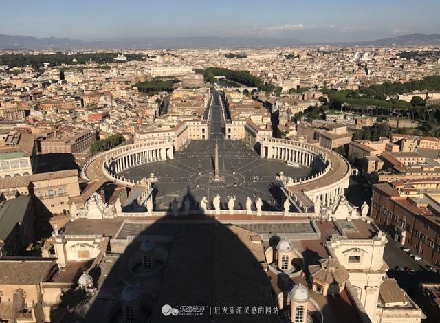 梵蒂岡 從你的全世界路過