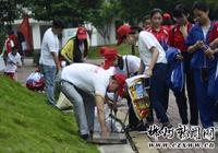 保護母親河 共建文明郴州