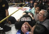 答應我,千萬、千萬不要去試這些摔角招式,因為真的會出人命