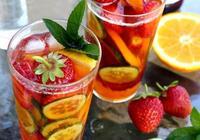 英式水果雞尾酒 Pimm'