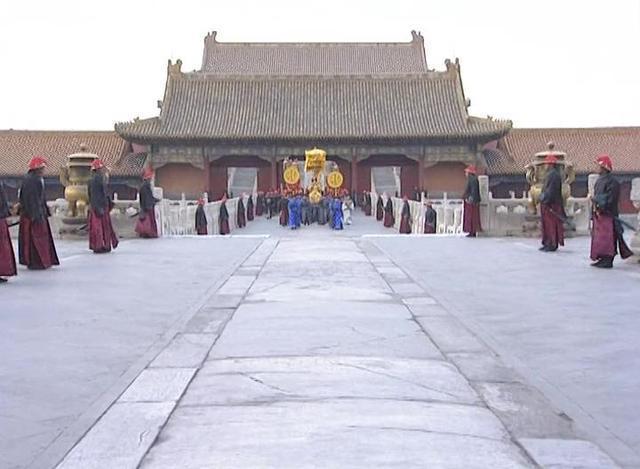 《康熙王朝》和《雍正王朝》真的是在故宮裡拍的嗎?