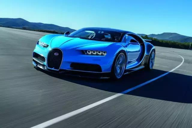 想搶布加迪最快量產車紀錄?布加迪:呵呵!