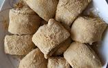 滿族傳統麵食豆麵卷子好吃也好做,你喜歡不?