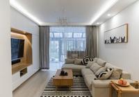 106平米三房原木風格裝修花了16萬,效果出來太漂亮了感覺真划算