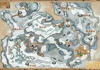 迷霧世界探索全地圖 探索地圖寶箱座標